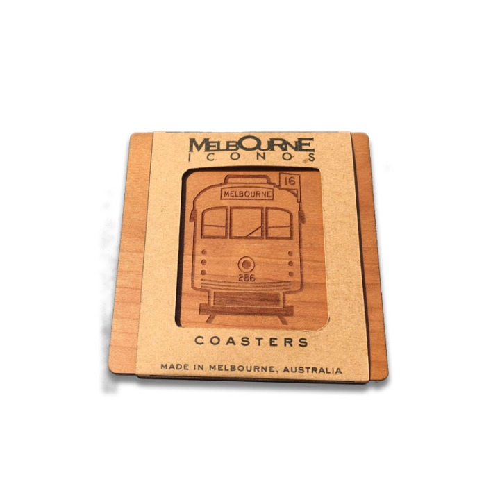 Melbourne Icon Coasters