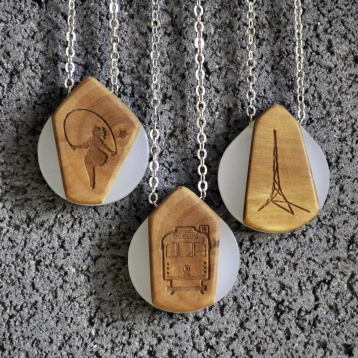 Melbourne Icons Pendants