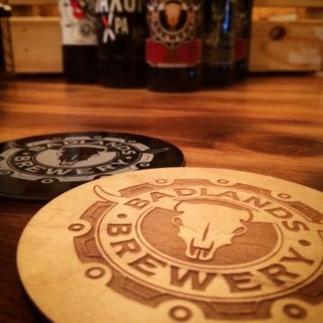 Metal & Wooden Coasters