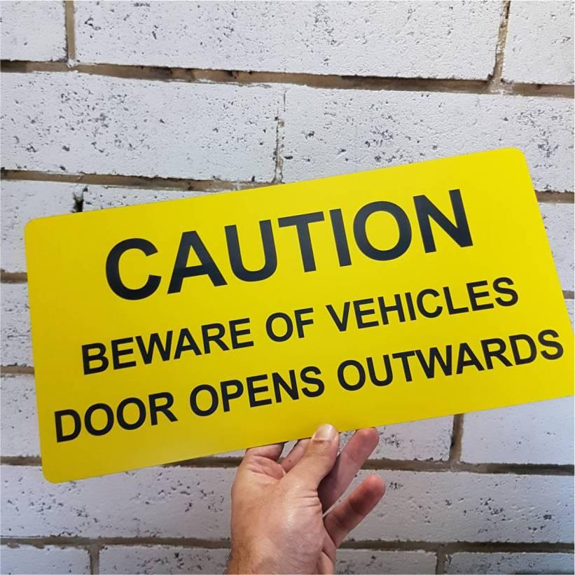 Outdoor Sign